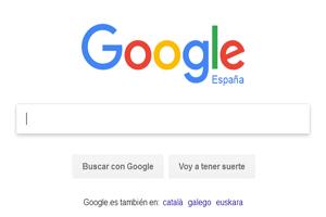 Google, el motor de búsqueda más grande de la Web y una de las compañías más importantes de Internet