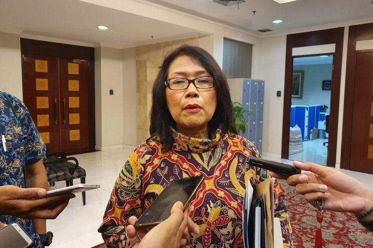 """Sebut Memiskinkan Koruptor Hanya """"Gimmick"""" Jokowi, KSP Jawab ICW: Pemerintah Tidak Bisa Berjalan Sendiri"""