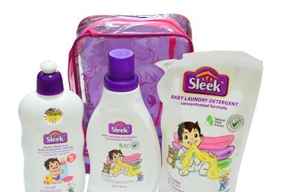 Manfaat Deterjen Pakaian Bayi