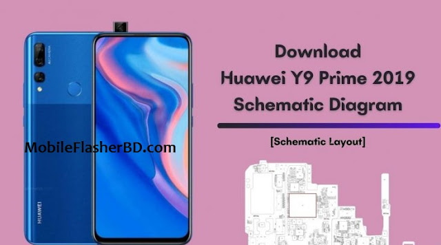 Download Huawei Y9 Prime 2019 Schematic Diagram Full Update Free For All Without Password