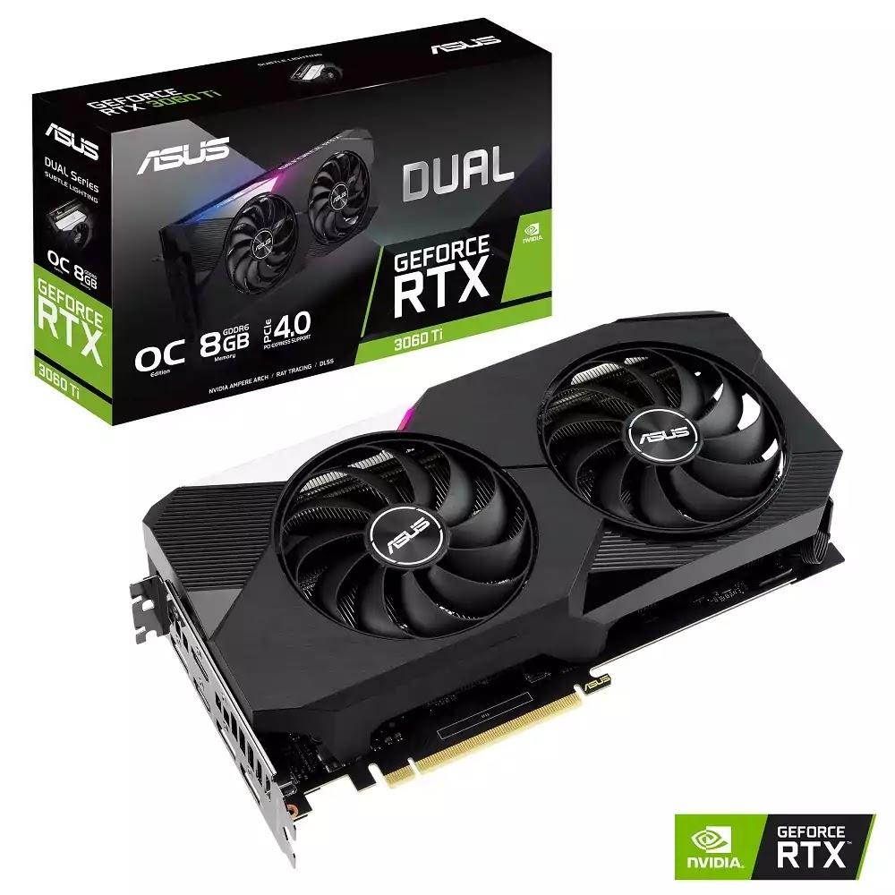 ASUS Dual GeForce RTX 3060 Ti