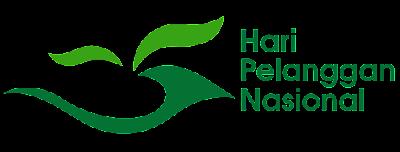 Logo Hari Pelanggan Nasional (HARPELNAS) 4 September
