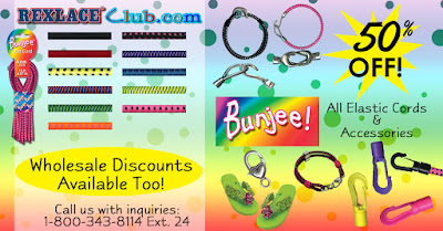 Bungee Cord is 50% off at Macrame Super Store & Rexlace Club