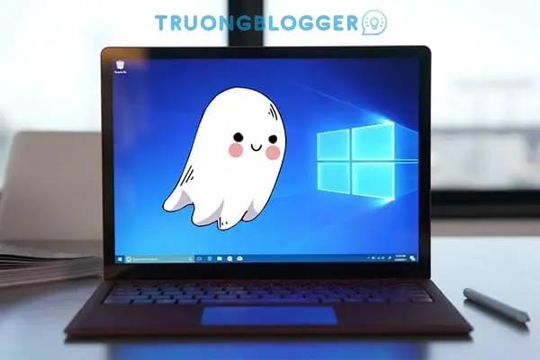 Ghost Windows 10 Pro Lite Full Soft dành cho máy tính, laptop cấu hình yếu