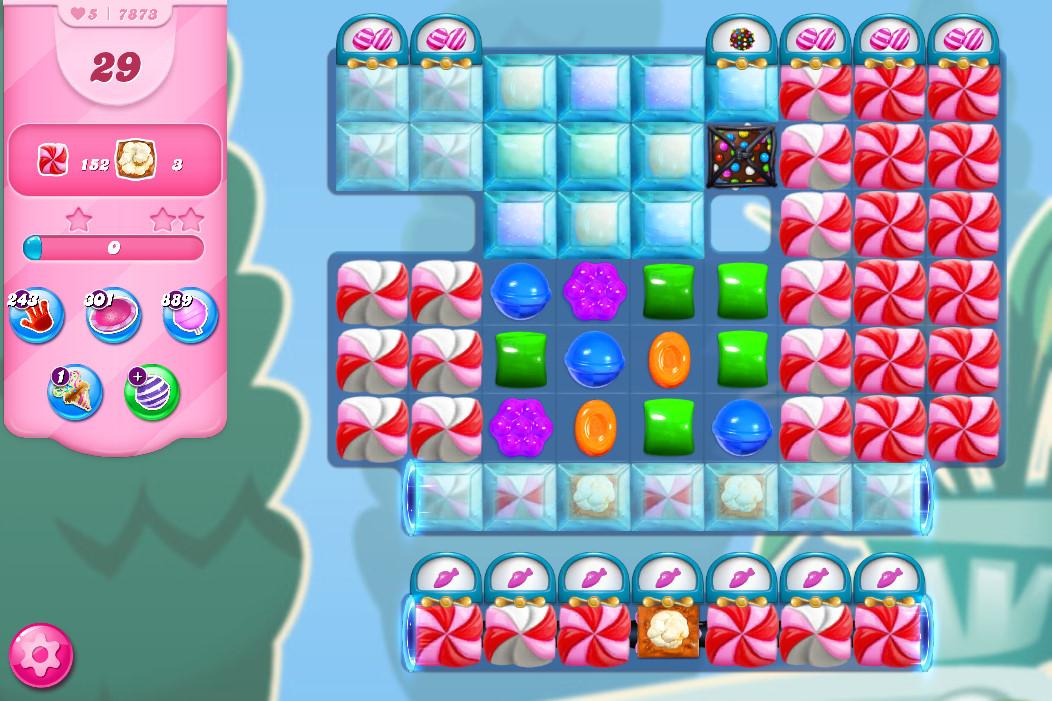 Candy Crush Saga level 7873