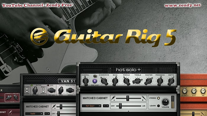 How to install Guitar Rig 5.1 Vst Plugin Full version