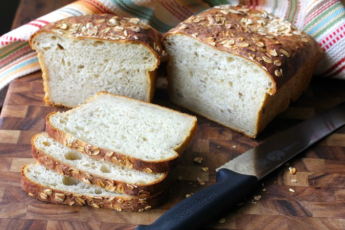 Oat and Potato Bread