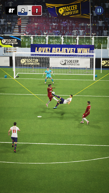 Soccer Super Star Hileli Apk - Can Hileli Apk