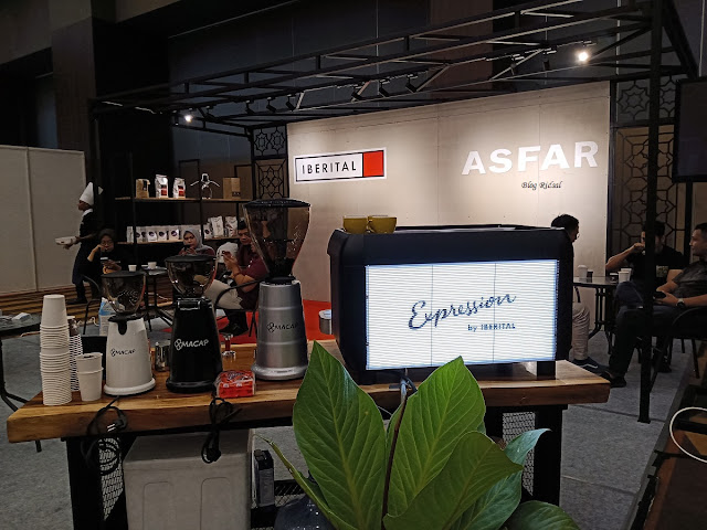Medan Fusion Culinary 3: Melihat Langsung Event Kuliner di Hotel Santika Premiere Dyandra - Pameran 01