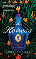 Review of The Heiress by Molly Greeley