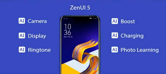 Custom ROM New ZenUI Update from Zenfone 5 for Redmi Note 5 Pro/Whyred