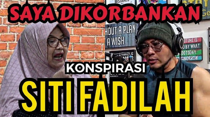 Gerindra: Pengalaman Siti Fadilah Dapat Digunakan Dalam Perang Melawan Covid-19, Jangan Kembalikan Ke Penjara