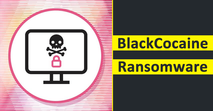 A New Ransomware Dubbed BlackCocaine Uses AES & RSA Encryption Methods