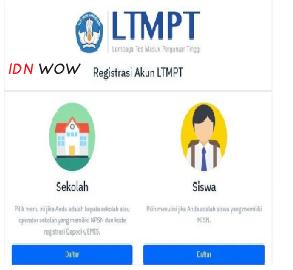 Registrasi LTMPT, Sуаrаt dan Kuota Sеkоlаh di SNMPTN TERBARU 2021