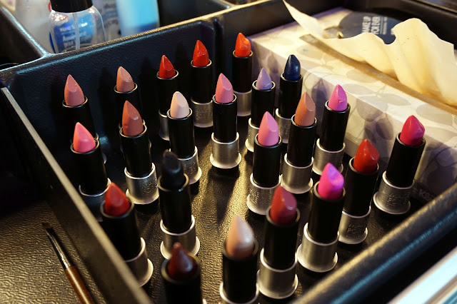 MAKE UP FOR EVER Artist Rouge Lipstick Launch