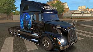 Volvo VNL 670 updated