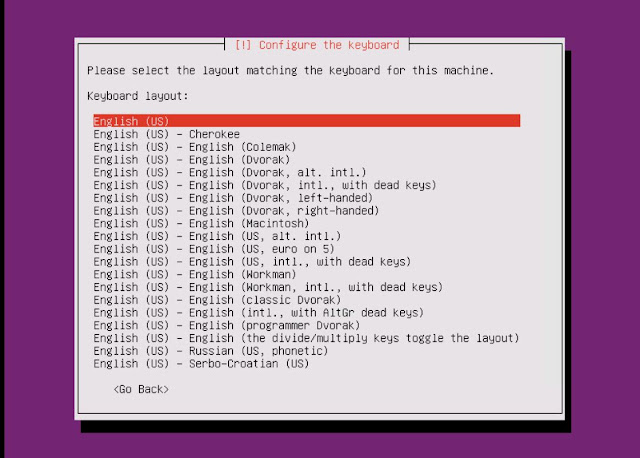 keyboard ubuntu