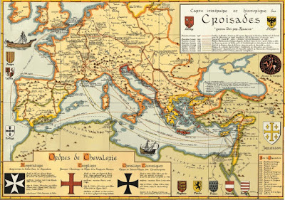 La quinta Cruzada contra los infieles