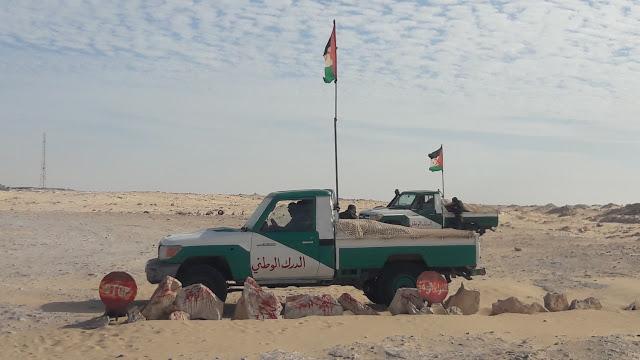 ⭕️ عاجل | السلطات الصحراوية تتخذ إجراءات جديدة لضبط حركة الأشخاص والآليات في الاراضي المحررة
