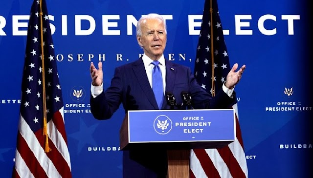 Biden expresses his willingness to return to the Iran nuclear deal