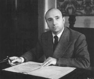 The Christian Democrat Mario Scelba became Italy's 33rd Prime Minister in February 1954