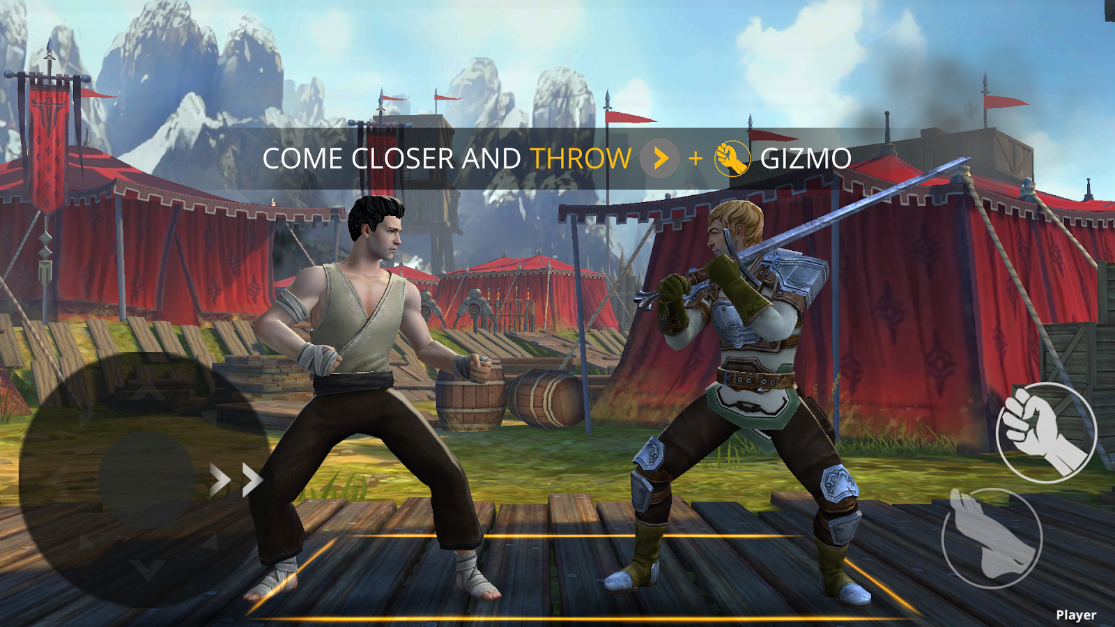 Shadow Fight 3 v1.1.6203 Original + Mod APK+OBB data [UPDATED]