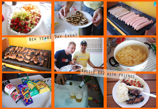 ING DIRECT Visa payWave New Years Day BBQ