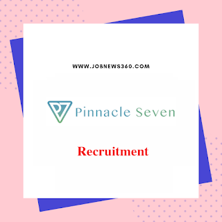 Pinnacle Seven Technologies Off Campus Drive 2019 for Freshers Engineering Graduates