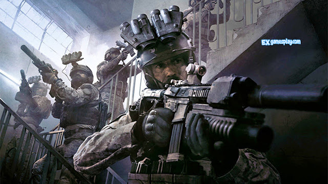 Call of Duty Modern Warfare Review Always Online and BD PS4 Only Multiplayer