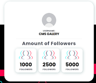 Tikforfame.com | tikforfame com can get tiktok followers (free), Really?