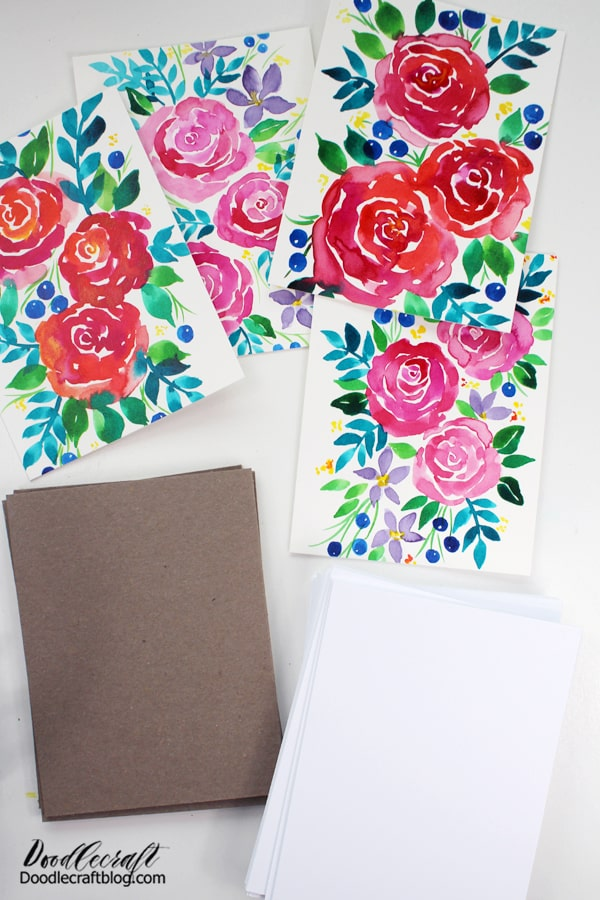 Each book will need one chipboard piece for the back, one mixed media for the top. The filler paper can be a little more than 1/2 inch thick total...so depending on the thickness of paper it's filled with, the paper quantity will vary.