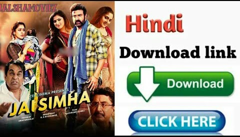 Jai Simha (2019) South Hindi Dubbed (original) Movie Download