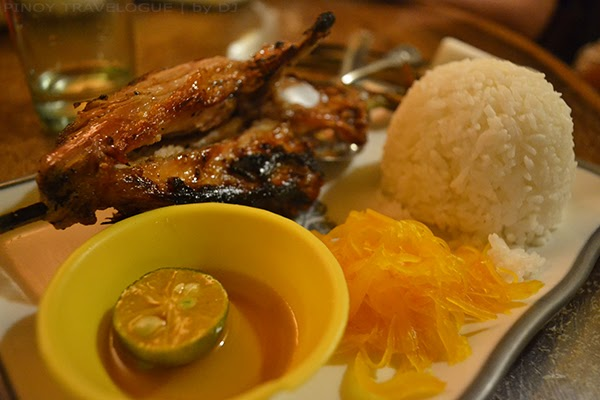 Chicken inato at Jo's