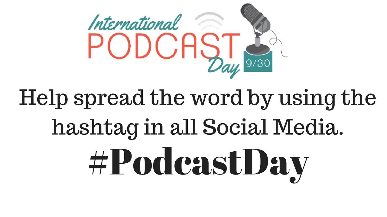 International Podcast Day Wishes Images