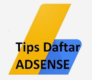 Tips cara daftar adsense agar diterima sepenuhnya (Full Approve)