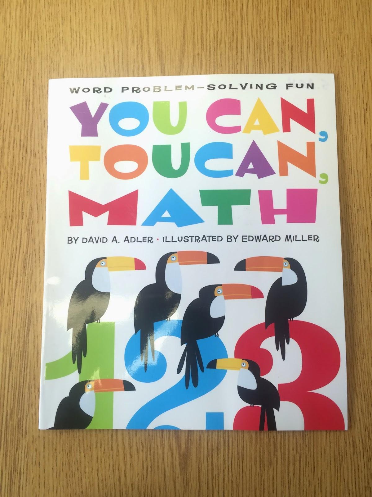 Createcatespire You Can Toucan Math Mentor Text