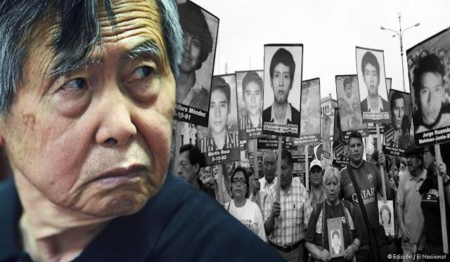 Alberto Fujimori podrá ser procesado por masacre en Pativilca de 1992