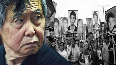 Alberto Fujimori será procesado por masacre de Pativilca
