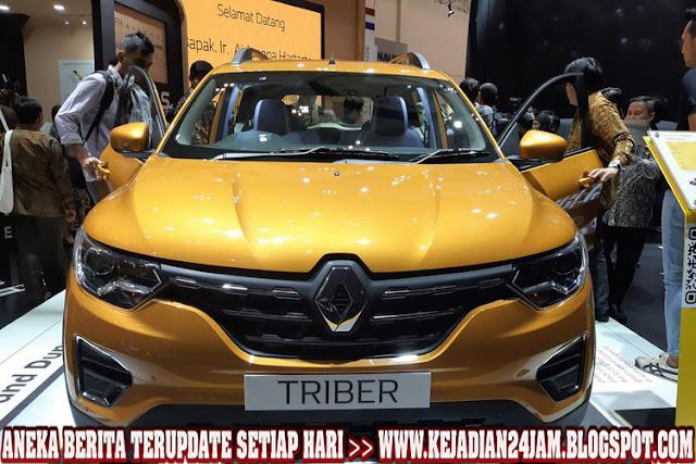 Maxindo Renault Akan Jual Triber Paling Murah Rp 133 Juta Di Indonesia