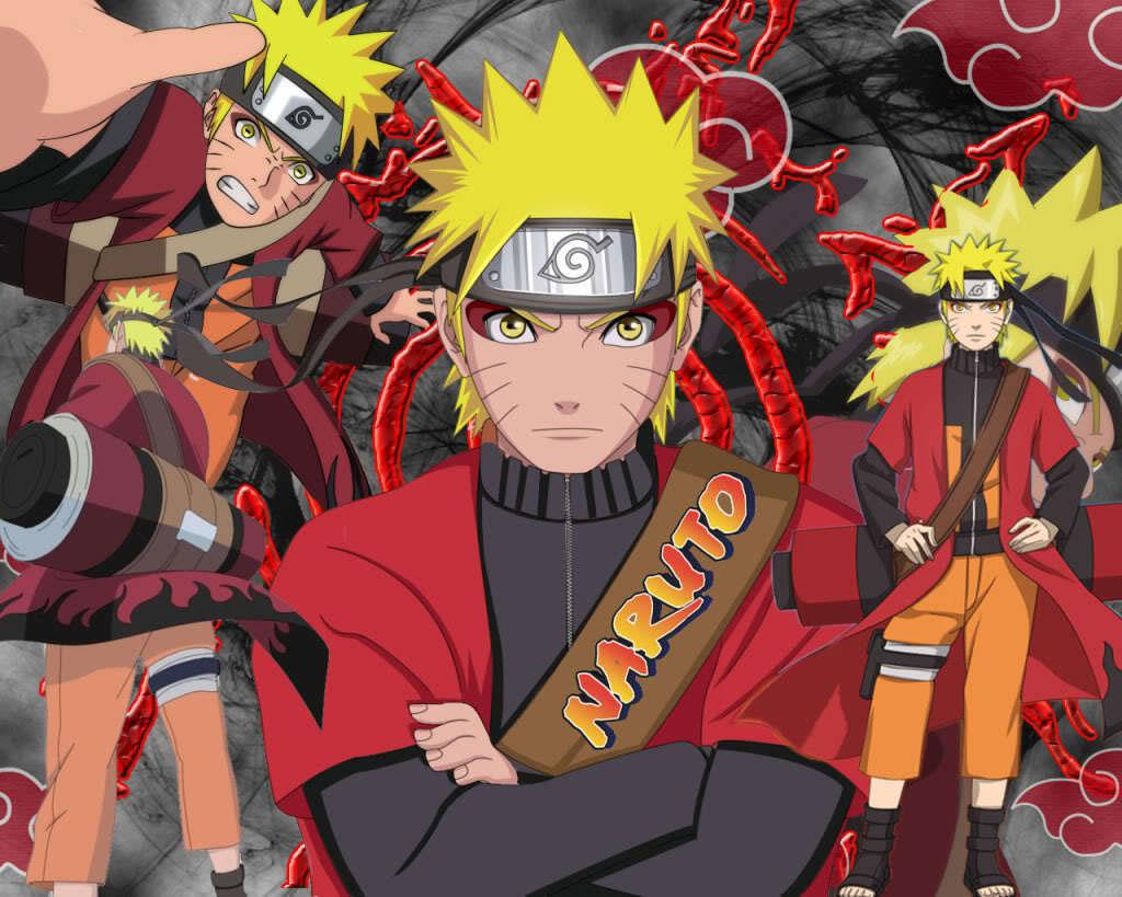 Naruto Shippuuden - Sage Mode - Comics Wallpaper  Naruto Shippuud...