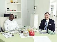 NIGERIA: U.S., UK ENVOYS DISCUSS INVESTMENT OPPORTUNITIES WITH OTEDOLA