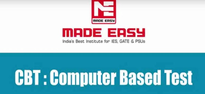 Download Made Easy Mechanical CBT-1 2019 Test Series Free Pdf