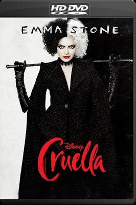 Cruella [2021] [DVDR BD] [Latino]