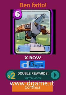 Soluzioni Quiz Clash Royale card livello 10