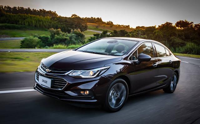 Novo GM Cruze 2017: preços partem de R$ 89.990