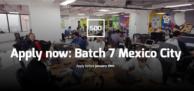 Convocatoria para Startups