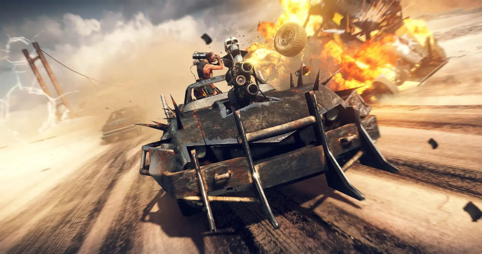 Mad Max Diskon Steam Autumn Sale 2020