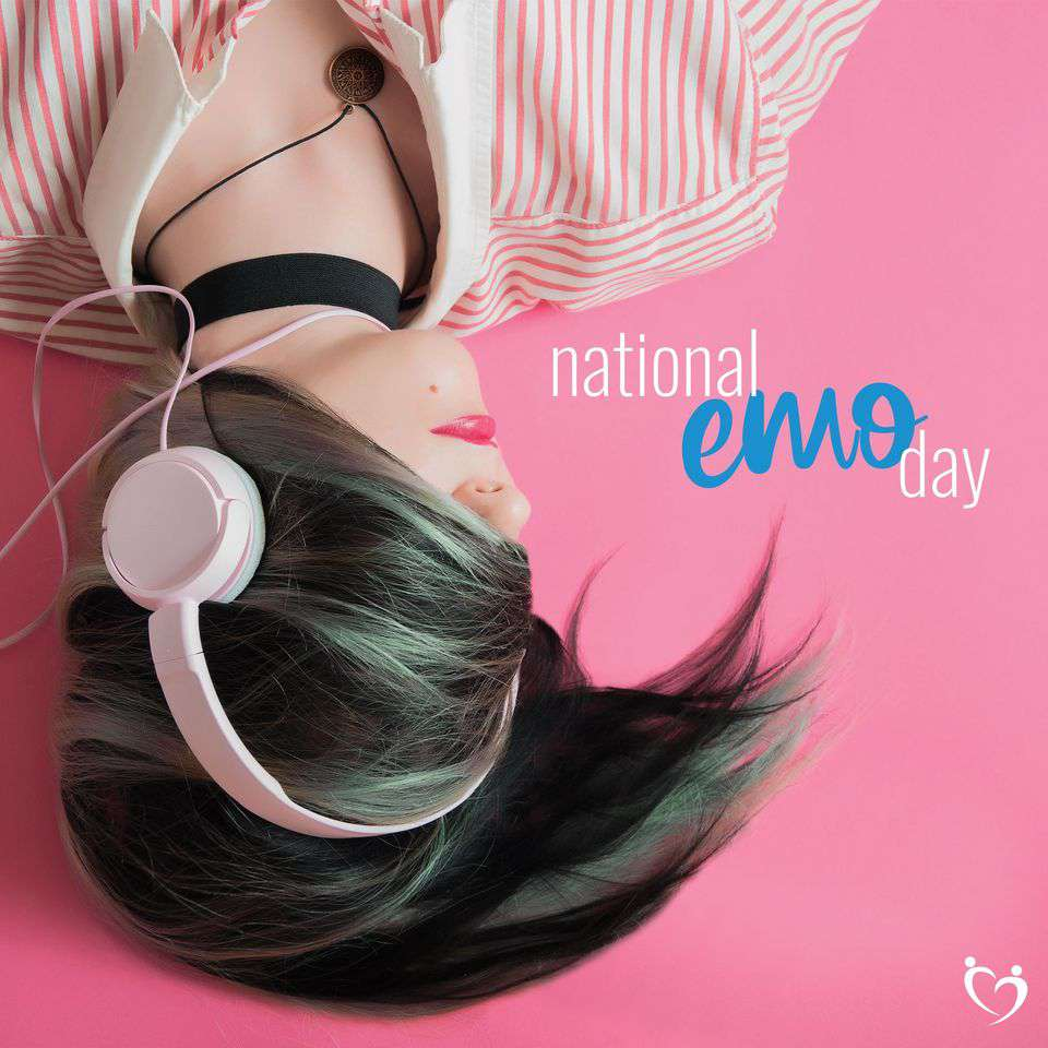 National Emo Day Wishes For Facebook