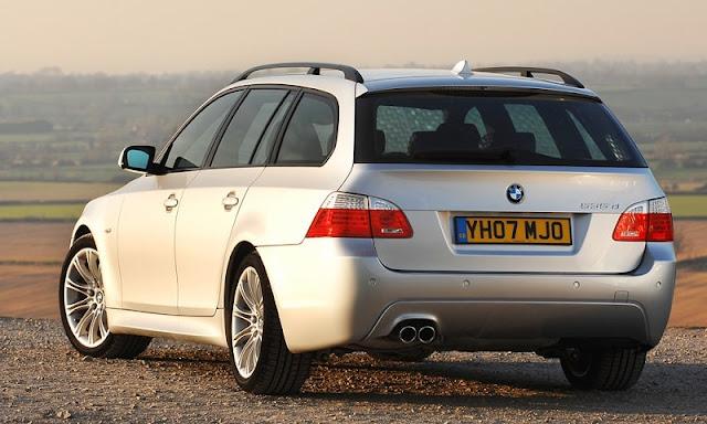 BMW 5-Series E60/E61 review (2003-2010)