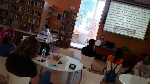 Με επιτυχία η δράση στο Άργος για την Διεθνή Εβδομάδα Σεβασμού στη Γέννα